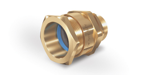 A1/A2 Brass Cable Gland