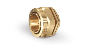 BWL Heavy Duty Brass Cable Gland