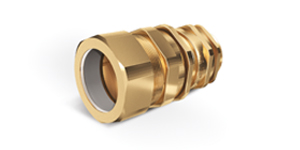 E1Z Brass Cable Gland