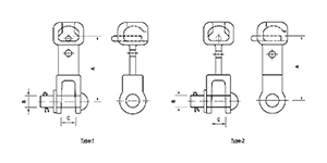 Insulator Hardware Fittings