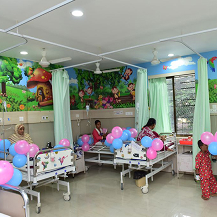 Axis Teams up with Rotary to improve Paediatric Services