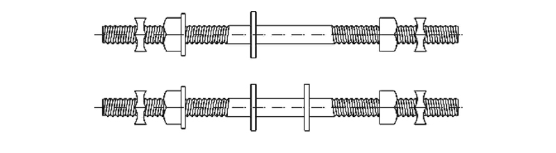 Carriage Bolts - Upset
