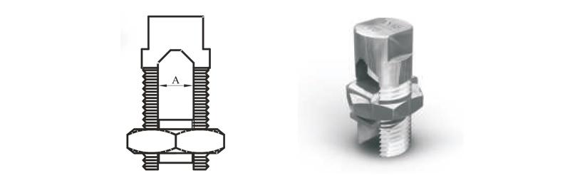 SPLIT BOLT CONNECTORS R-SERIES