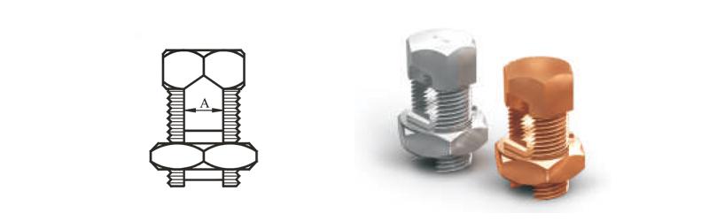 SPLIT BOLT CONNECTORS