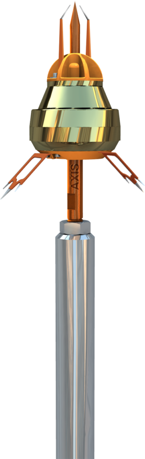 Axis Smart Lightning Arrester (ASLA)