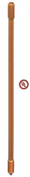 Axis Copper Bonded Earth Rod