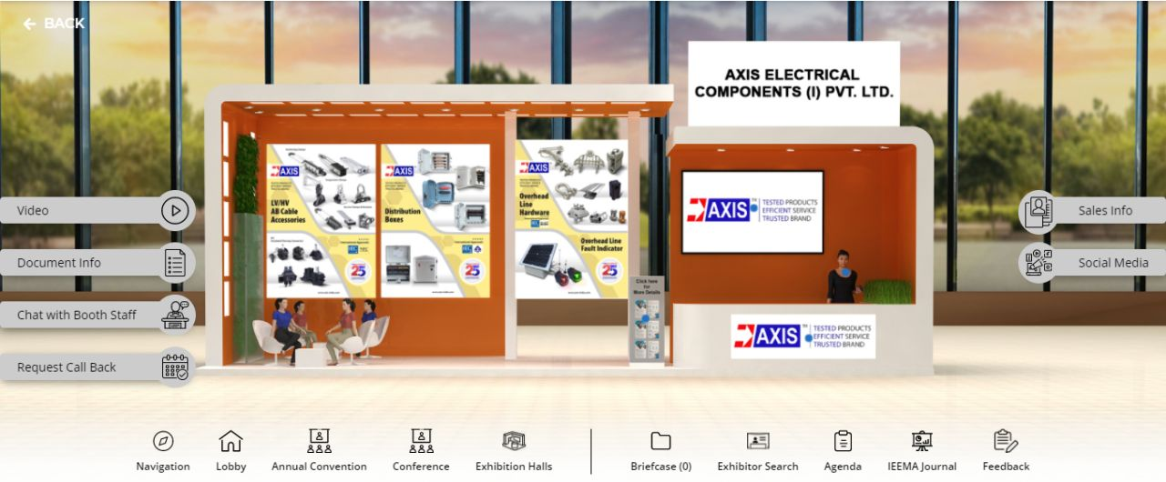 Digielec Bharat – Our first Virtual Exhibition & its success!