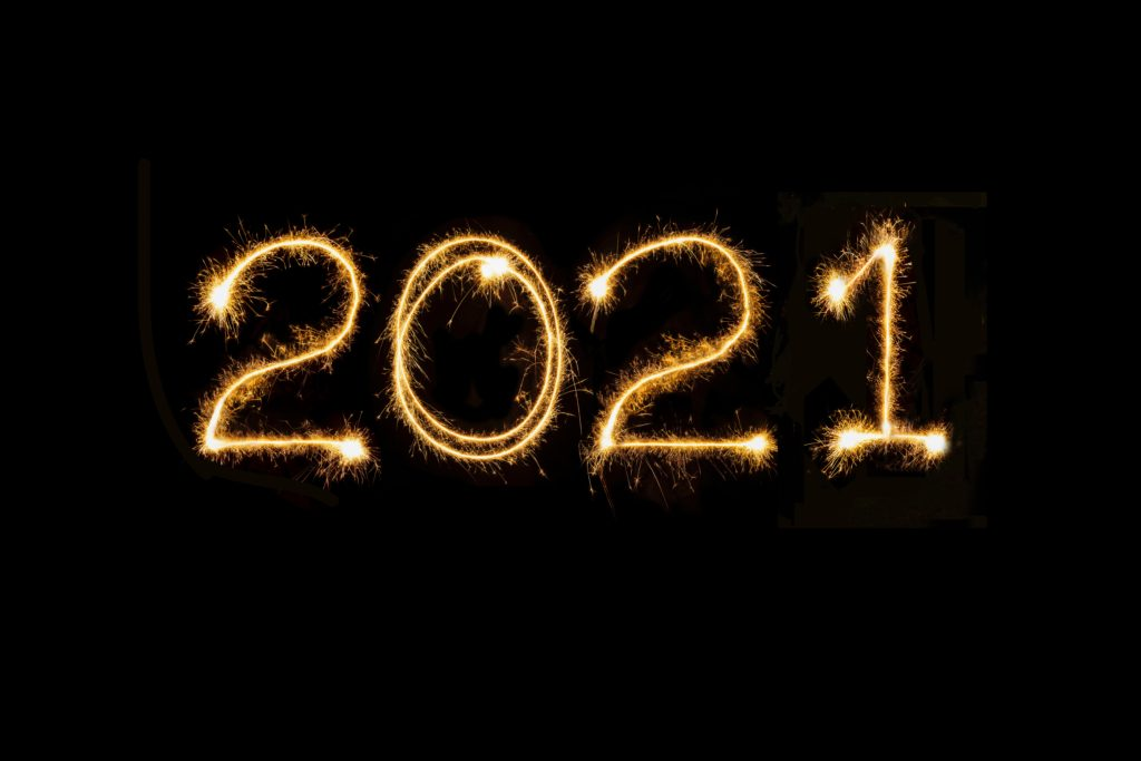 Looking back at moments from 2020 and plan for 2021