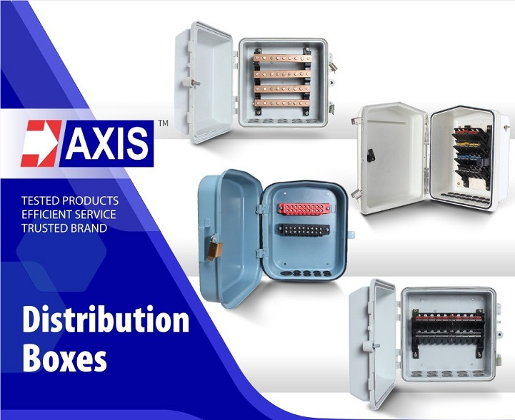 Distribution boxes