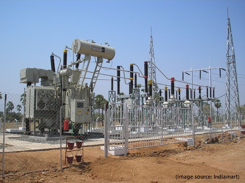 Electrical Substation Earthing