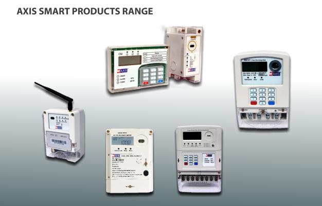 Smart Meter types