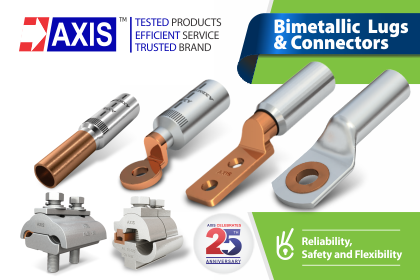 Types of Bimetallic Lugs and their specification