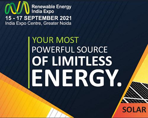 Renewable energy expo India